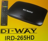 DI-WAY IRD 265 HD