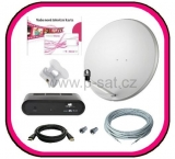HD satelitní komplet CS BOX mini - T-Mobile 2 TOP
